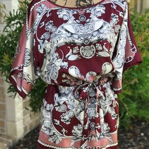 Cache Belted Tunic